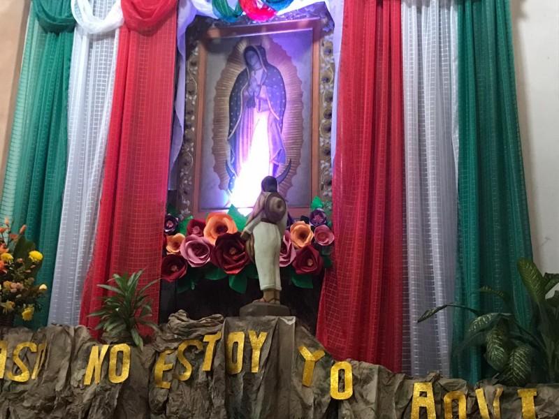 Cada hora bendecirán a los inditos en Catedral