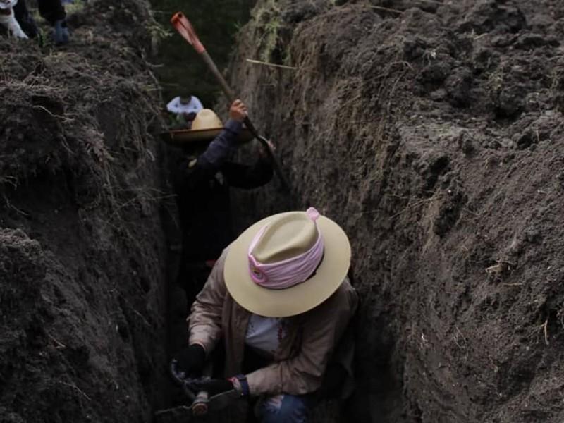 Cadáveres y  restos óseos son localizados en Yecapixtla, Morelos