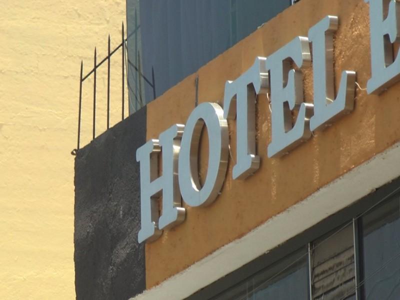 Cae 60% ocupación hotelera en comparación a 2019