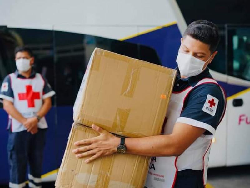 Cae 90% recaudación de Cruz Roja en Nayarit por COVID-19