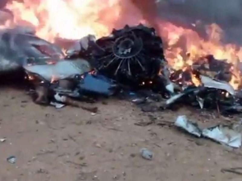 Cae avión en Colombia y mueren 12 personas