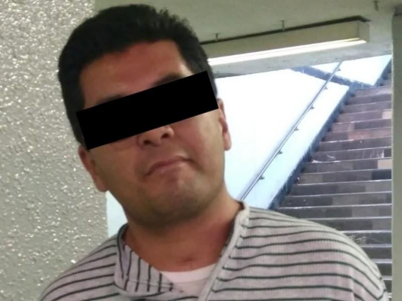 Cae 'El Besos', acosador de mujeres en Metro