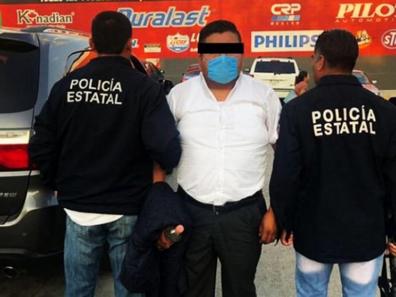 """Cae """"El Charrez"""", acusado de ataque con ácido a saxofonista"""