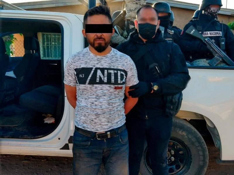 """Cae """"El Coma Santos"""", vinculado con masacre de Bavispe"""