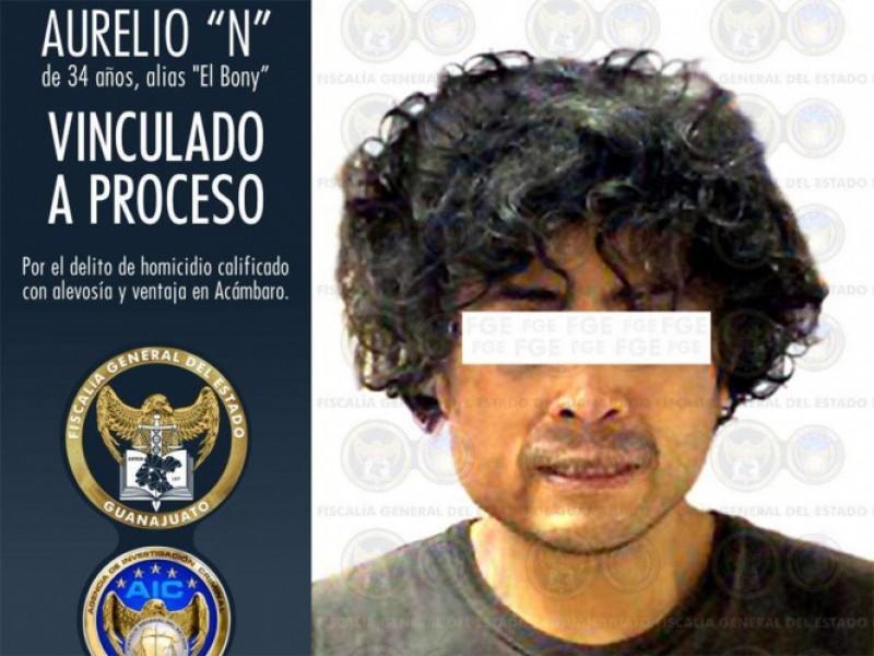 Cae 'El Feo' es acusado de homicidio