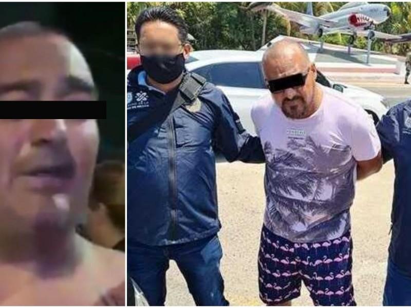 Cae en Acapulco uno de los 10 hombres más buscados