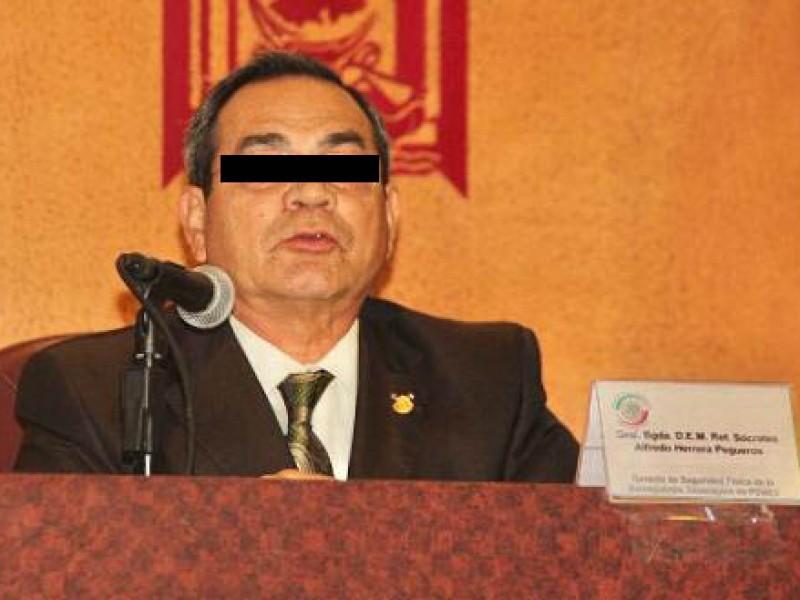 Cae exdirector de Seguridad de Pemex, por huachicol