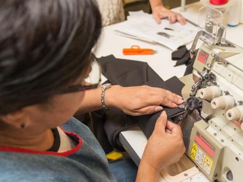 Cae fuerza laboral femenina último año