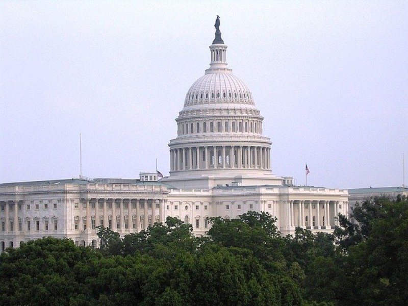 """Cae hombre armado y con """"credenciales"""" para ingresar al Capitolio"""