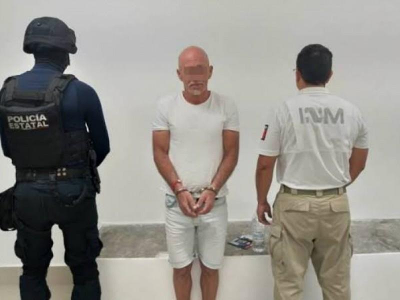 Cae otro criminal israelí en México