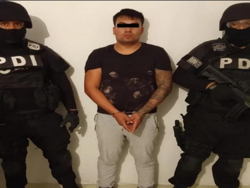 Cae presunto líder de sicarios en Tláhuac