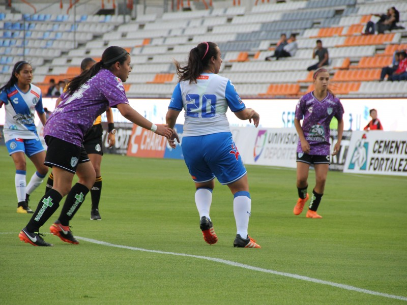 Cae Puebla femenil 2-1 ante Tuzas de Pachuca