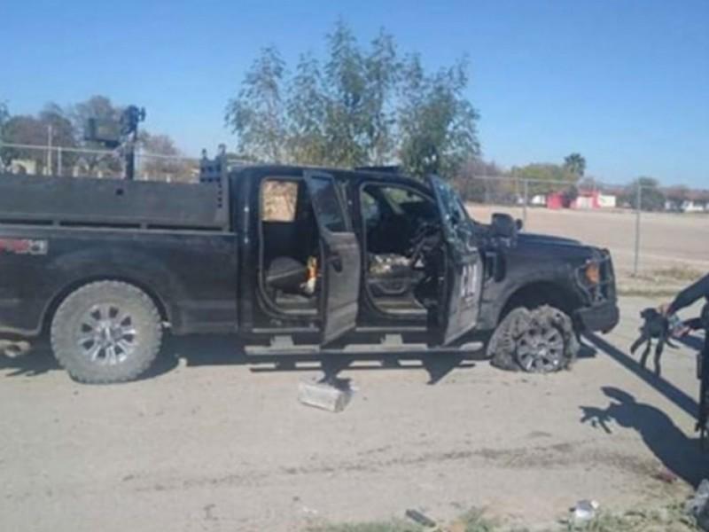 Cae jefe de plaza de grupo delincuencial en Coahuila