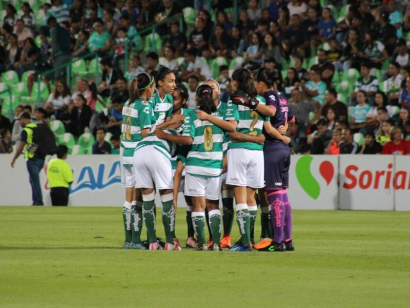 Cae Santos en Liga MX Femenil