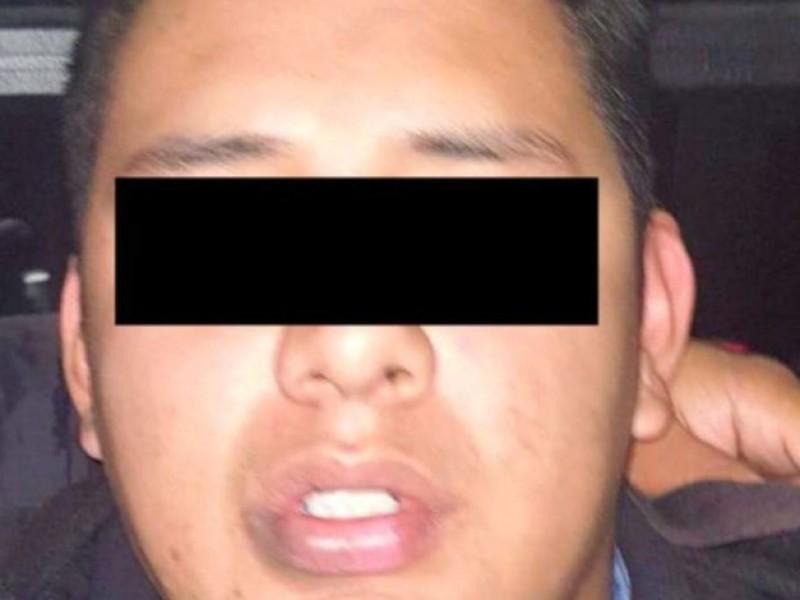 Cae sujeto que agredió brutalmente a mujer en Coapa