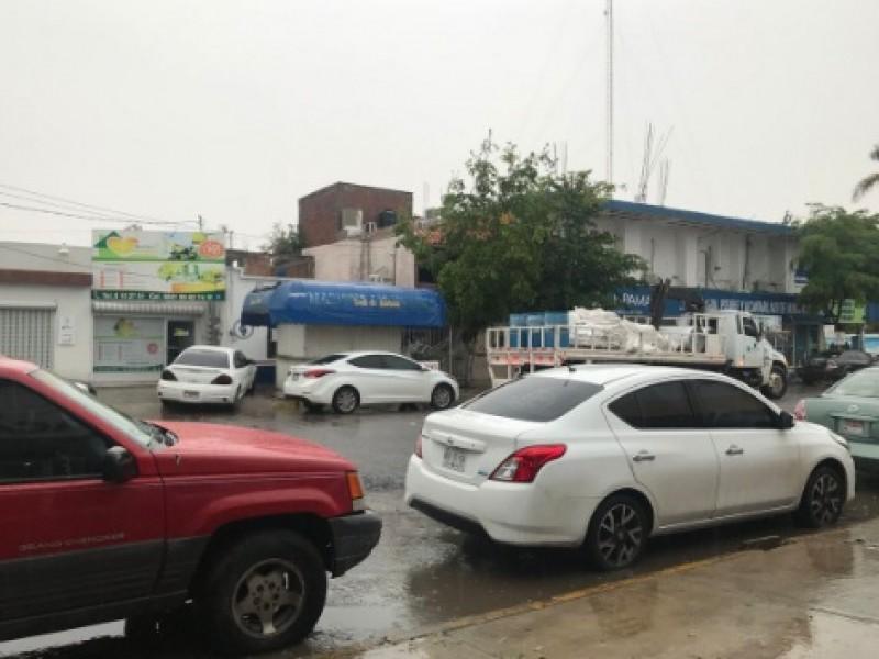 Caen 18 mm de lluvia en Los Mochis