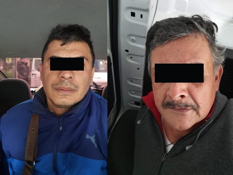 Caen 2 vinculados al robo de medicamentos oncológicos en Iztapalapa
