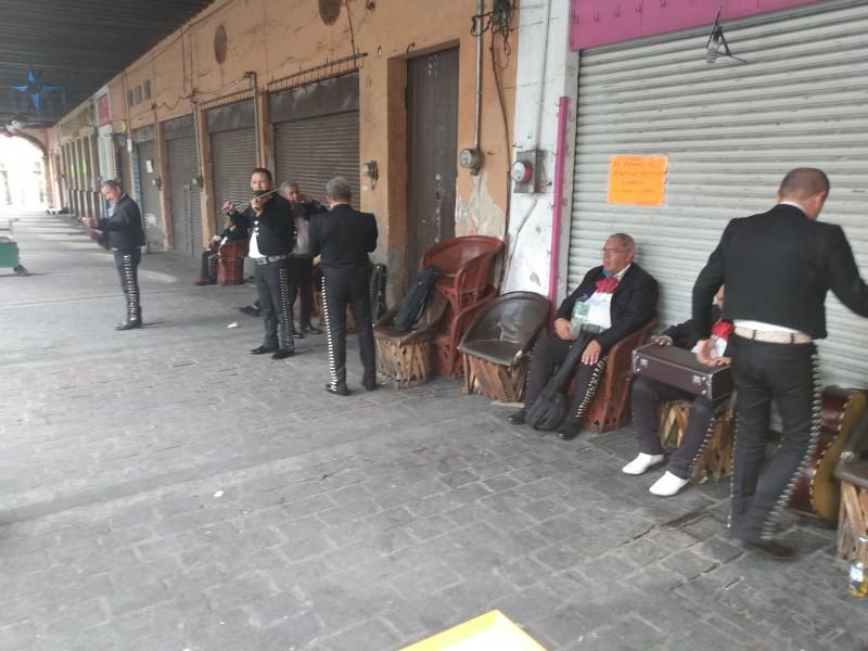 Caen 90% contrataciones de Mariachis; pronostican flojo 10 de mayo
