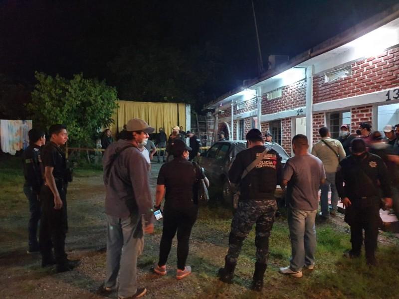 Caen delincuentes en diligencia de cateo en Cacahoatán