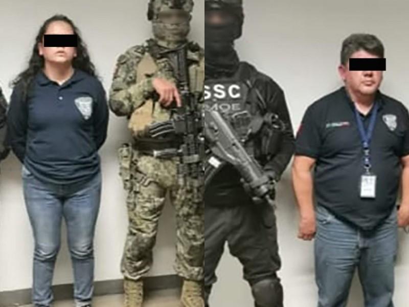 Caen dos funcionarios de Cuajimalpa; los relacionan con grupo criminal
