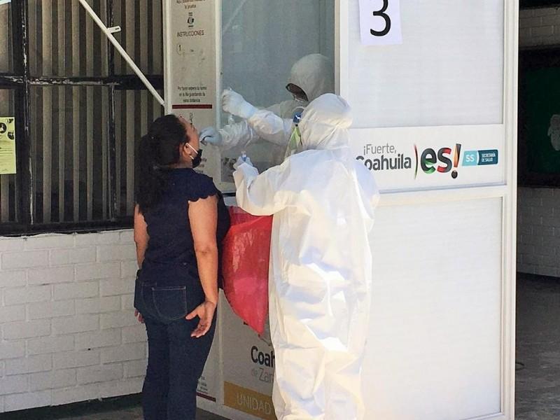 Caen dos víctimas más en Torreón por COVID-19