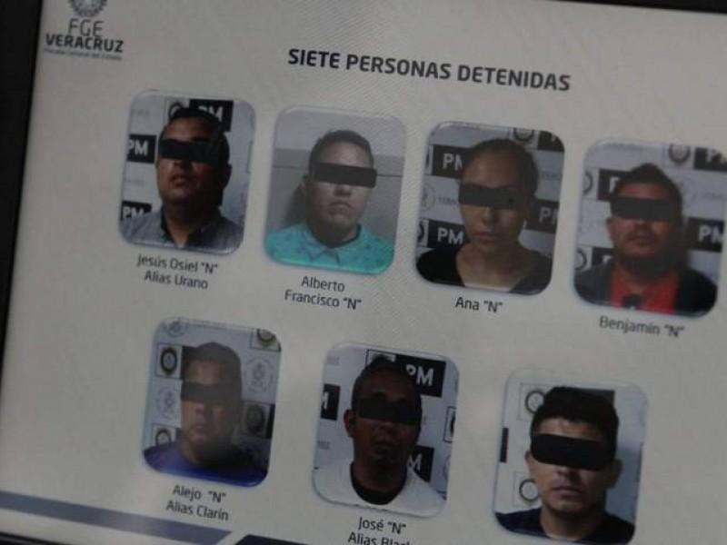 Caen expolicías por desaparición forzada en Veracruz