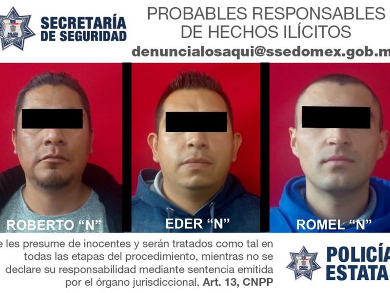 Caen policías por secuestro en Coacalco