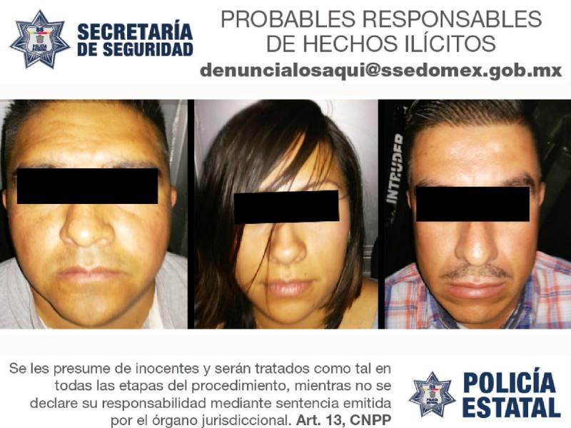 Caen tres policías acusados de varios delitos