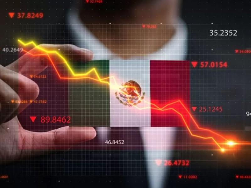 Caída del PIB mexicano, podría ser de hasta 10.5%