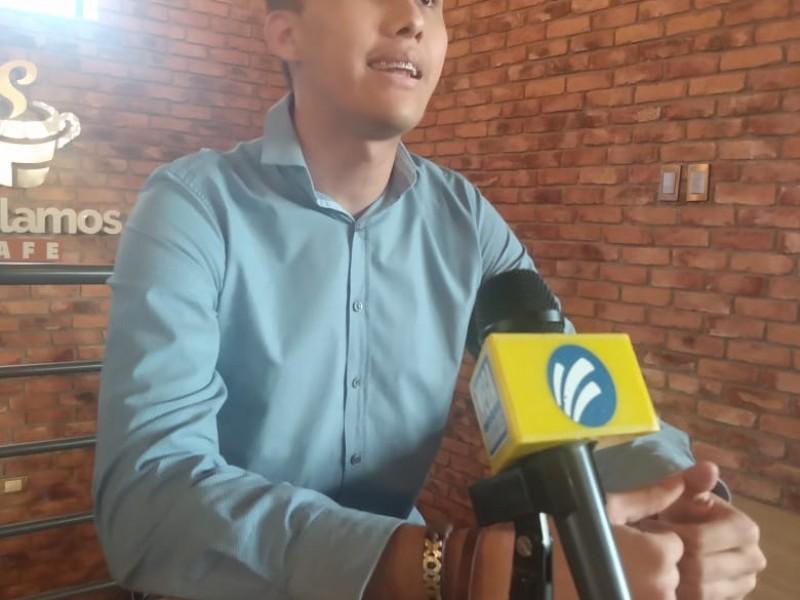 Cajemenses representarán al municipio en Parlamento Juvenil