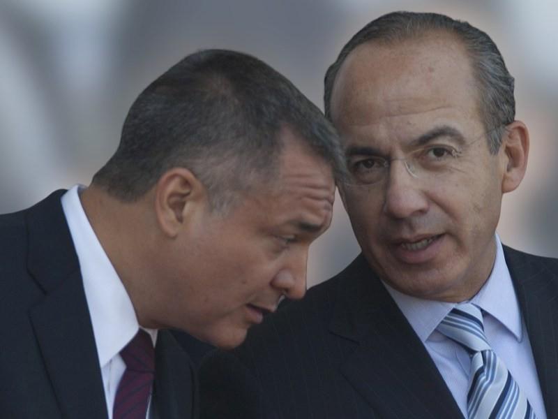 Calderón otorgó contrato millonario a empresa ligada a García Luna:AMLO