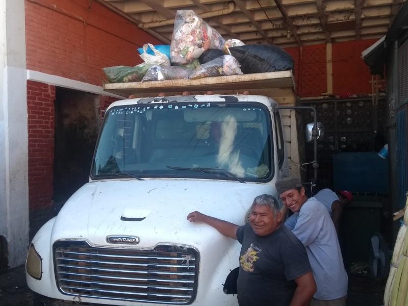 Calendarizan la recolección de basura en Tehuantepec