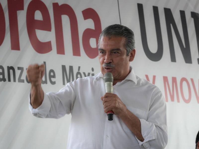 Califica Raúl Morón de arbitraria e ilegal resolución de TEPJF
