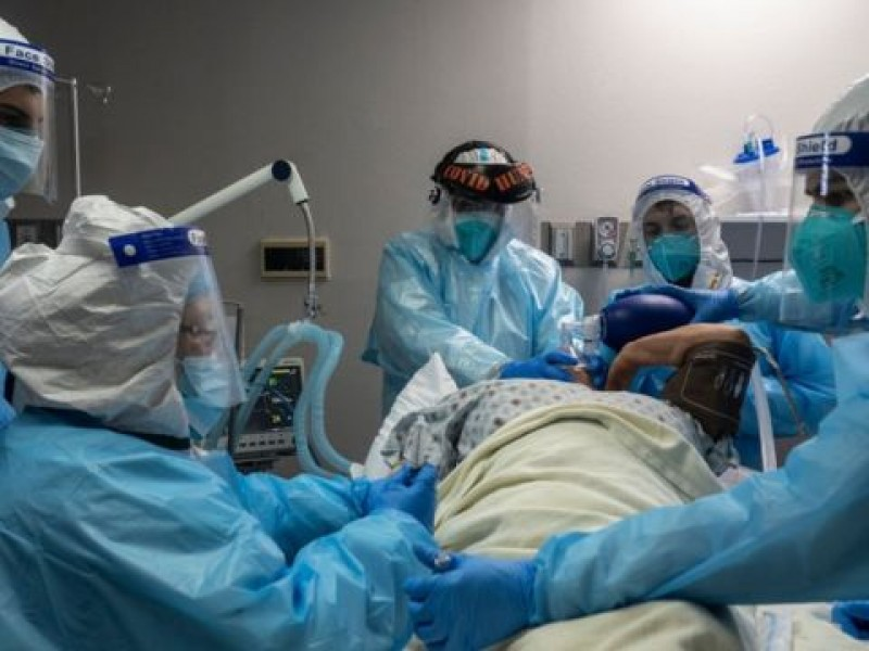California en peligro de colapso hospitalario por Covid-19