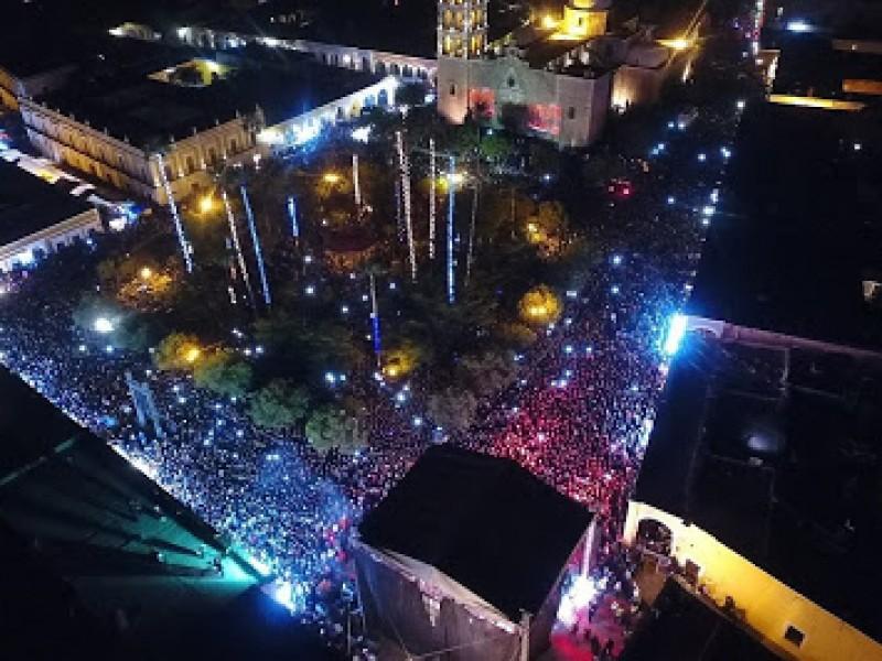Callejones en Álamos quedan sin magia tras cancelación del FAOT