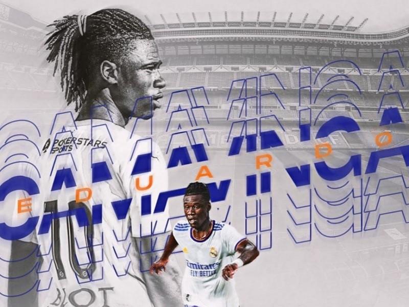 Camavinga refuerza el centro del Real Madrid