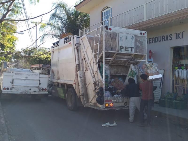 Cambiarán Sistema de recolección de basura en la Ciénega
