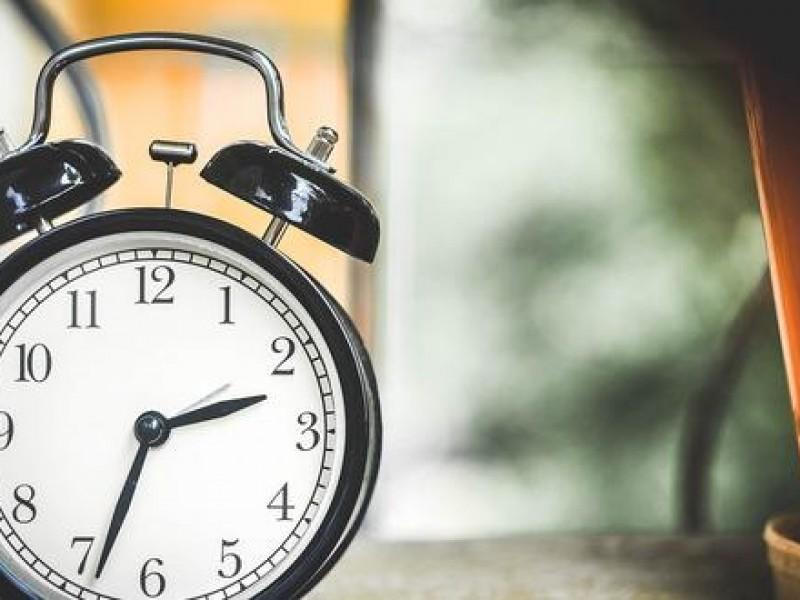 Cambio de horario genera efectos en la salud