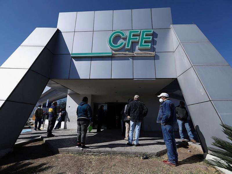 Cambio de sede de CFE no ha llegado a Chiapas