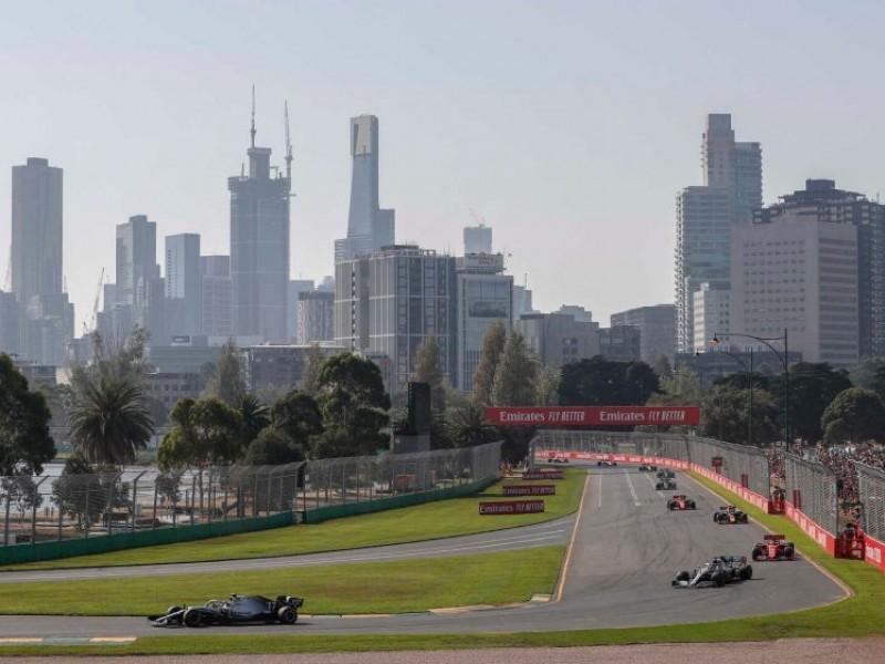 Anuncian cambios en el calendario de la Fórmula 1