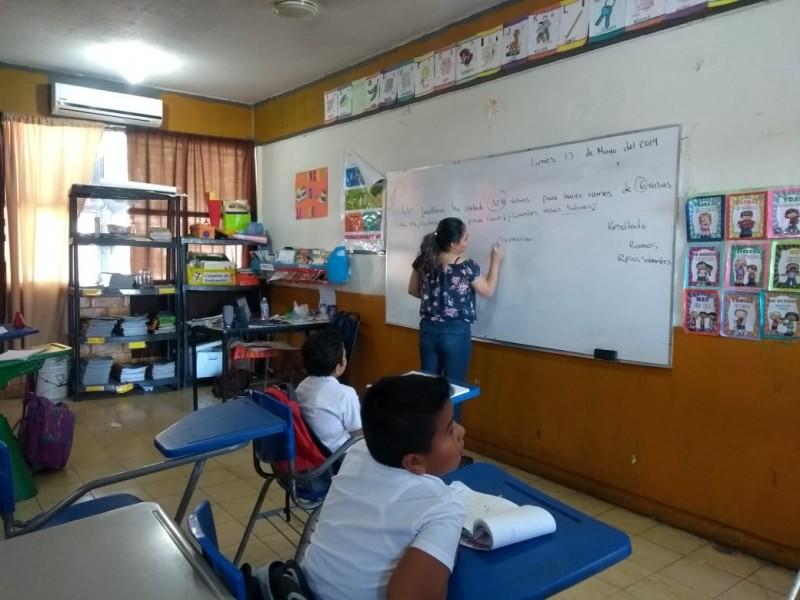 Cambios en Reforman causa incertidumbre en maestros