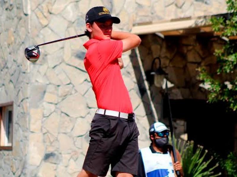 Camilo Mexsen campeón del Anual de Golf
