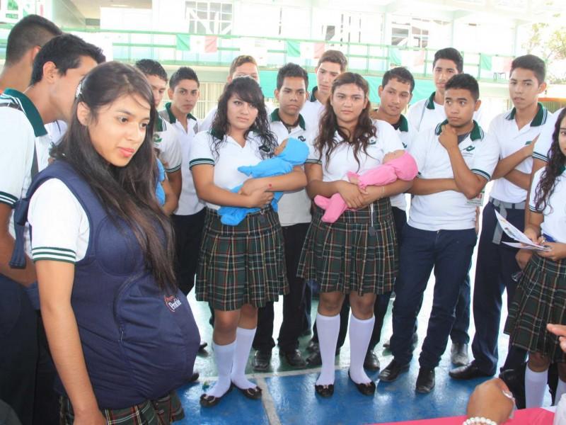 Campaña de prevención de embarazos prematuros