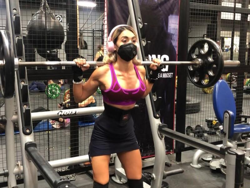 Campeona Fitness Sonorense representará a México en Las Vegas