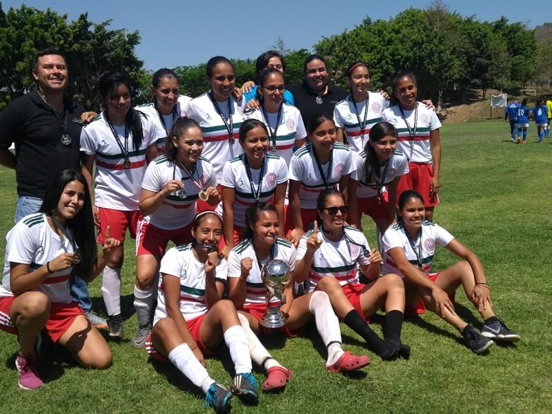 Campeonato nacional en fútbol femenil para Nayarit