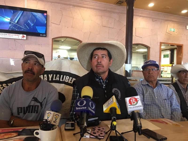 Campesinos de Jiménez denuncian amenazas por REMA