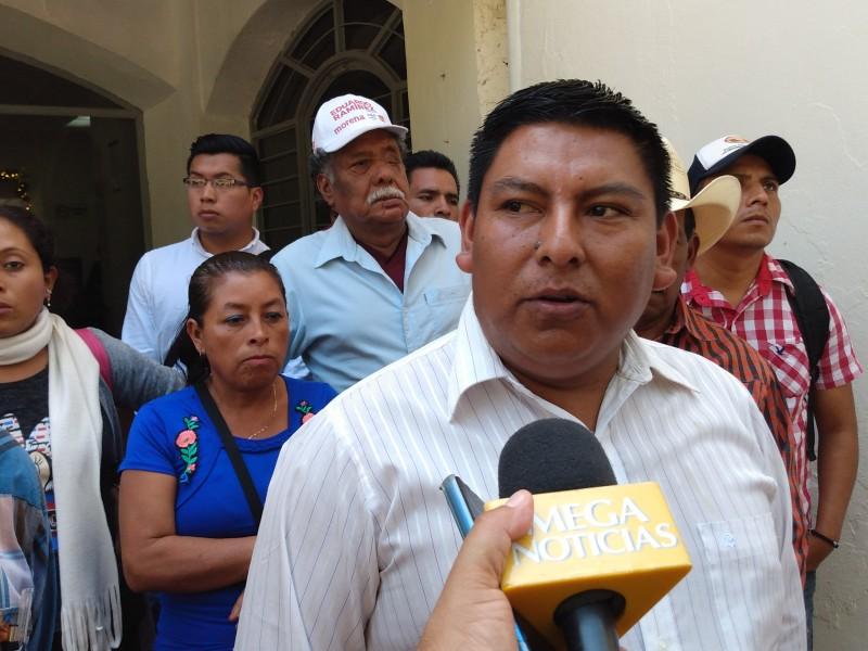 Campesinos demandan proyectos para el campo
