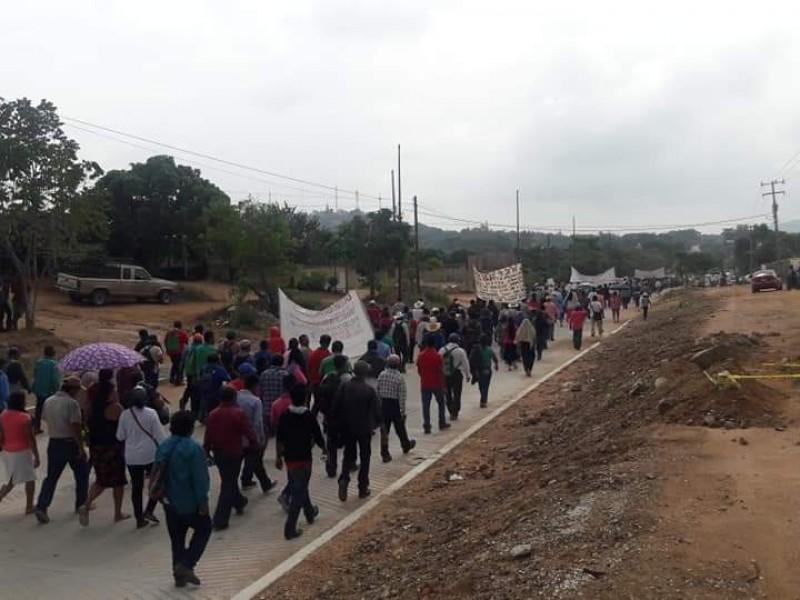 Campesinos piden atención por caso Chimalapas