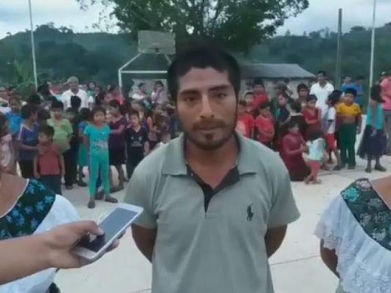 Campesinos piden justicia por invasión