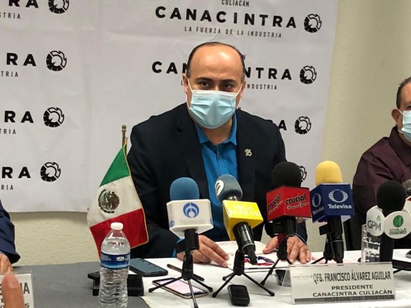 Canacintra Culiacán realizará pruebas Covid-19